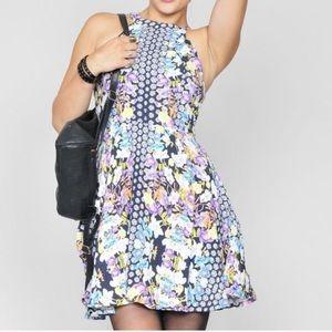 🌸MINKPINK floral halter dress